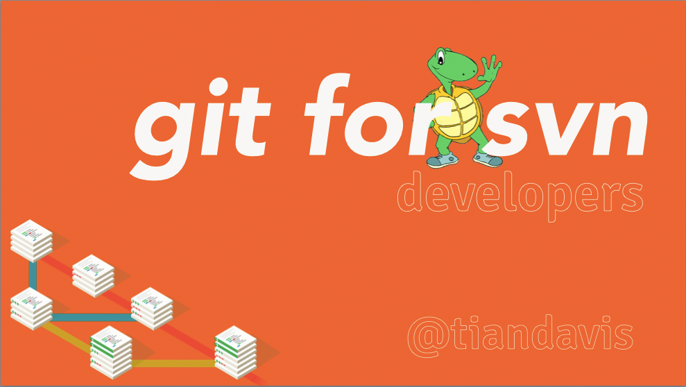 Git for TortoiseSVN Developers